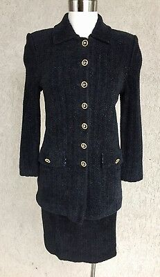 St John Collection By Marie Gray  Two piece Suit Sz P