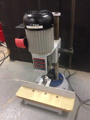 "FOX 3/4"" Bench Top Morticer 550w 240v  F14-651"