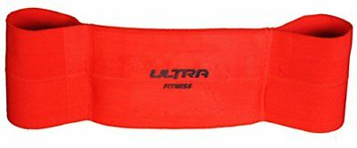 ULTRA FITNESS Nuevo diseño profesional Bench Press Slingshot (NIVEL (3XL|Rojo)