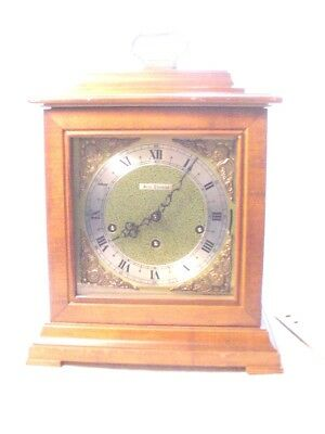 Seth Thomas Carriage Clock With Key And Westminster Chime.