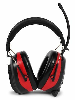 Nordstrand Ear Defenders Protection Muffs Headphones - AM/FM Radio Stereo Jack