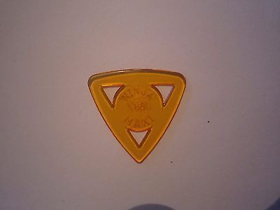 Guitar Picks - Ninja Maxi Carb 0.88 mm. Bag of 5.