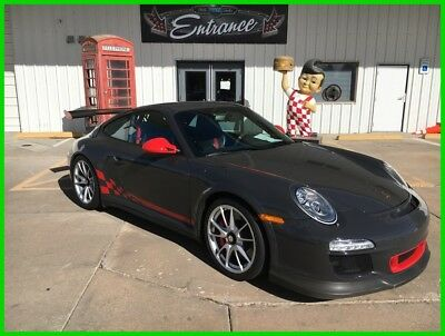 2011 Porsche 911 GT3RS 2011 GT3RS Used 3.8L H6 24V RWD Coupe LCD Premium