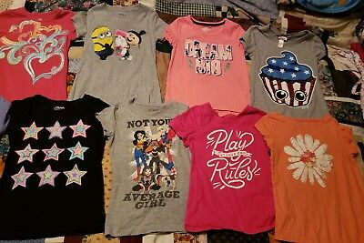Size 6 Toddler Girls Clothes Lot -33 Pieces
