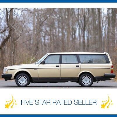 1991 Volvo 240 Wagon 5 Speed Manual Rare Reliable Clean CARFAX 1991 Volvo 240 Wagon 5 Speed Manual Rare Reliable Clean CARFAX
