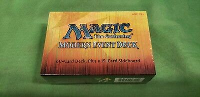 Modern Event Deck MAGIC the Gathering sealed box Elspeth Sword of Feast Famine