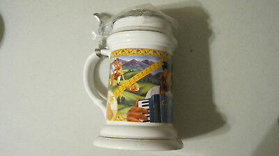 Joe Camel Collector's Stein Cc 618415 Limited Edition