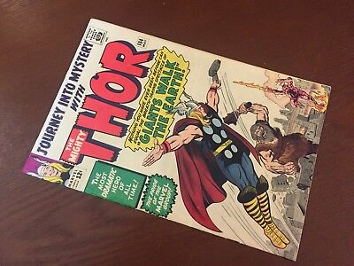 Journey into Mystery #104 - GORGEOUS HIGHER GRADE (RESTORED) - Thor