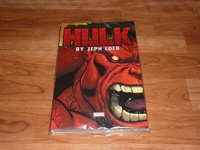 MARVEL HULK by Jeph Loeb - COMPLETE COLLECTION tpb