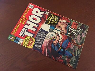 Journey into Mystery #114 - GORGEOUS HIGHER GRADE - 1st App Absorbing Man