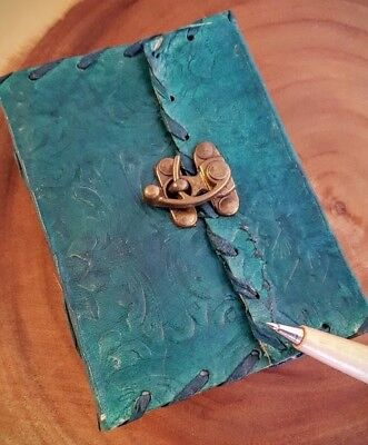 Brand New Handmade Leather Bound Notebook Diary Journal