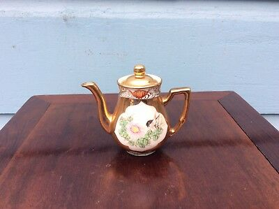 Old Chinese Famille Rose Porcelain Tea Pot, Marked, No Reserved!