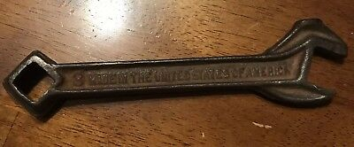"PLANET JR #3 Wrench ""made in the united states of america"" on rear"