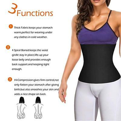 Women Waist Shapewear Belt Body Shaper Cincher Tummy Control Girdle Postpartum