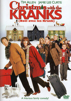 Christmas with the Kranks (Bilingual) (Canadia New DVD