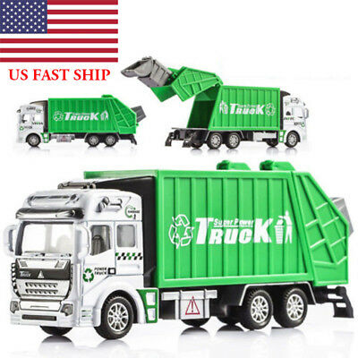 Toys for Boys Kids Truck Rubbish Garbage Car Toddler Kids Cool Xmas Toys Gifts