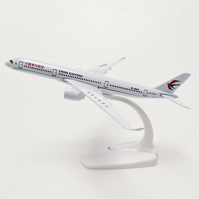 16cm alloy plane model China Eastern A350 Airbus 350 Airlines Airplane Aircraft