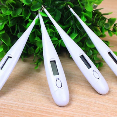 Digital Oral Thermometer LCD Baby Adult Kids Body Safe Ear Body Temperature CYX