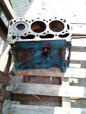 Ford 4600 Tractor Engine Block