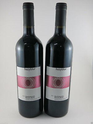 2 x Hazyblur Barossa Valley Shiraz, Baroota South Australia 2003 $60 Each RRP