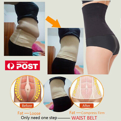 After giving birth to a child Postpartum Belly Recovery Band Tuck Slim Shaper AU