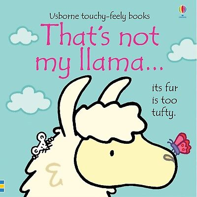 Thats Not My Llama (Touchy-Feely Board Books)