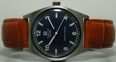 Superb Vintage Tissot WINDING Swiss Made Mens Wrist Watch Old Used Antique s545