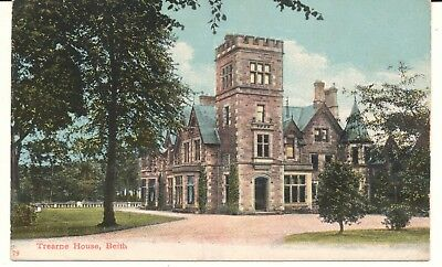 Postcard Scotland Ayrshire Beith Trearne House unposted