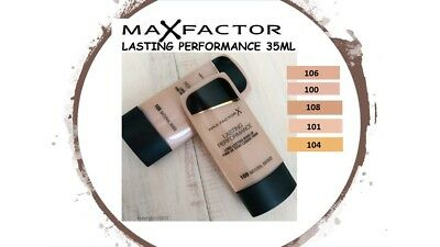 Max Factor Lasting Performance Foundation 35 ml - Choose Shade
