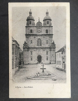 🇧🇪 Saint Hubert - L'Eglise - 1902
