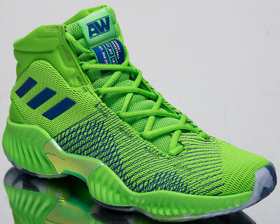 ADIDAS PRO BOUNCE 2018 Andrew Wiggins Men's New Green