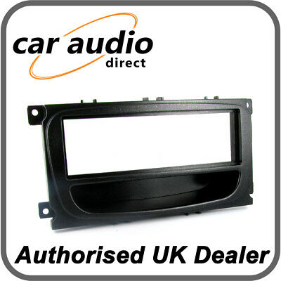 CT24FD15 Car Stereo Fascia Panel Adaptor For FORD Focus C-Max S-Max Mondeo