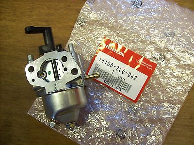 Carburetor for Honda EM3000C / EB3000C Cycloconverter Generator - 16100-ZL0-D42