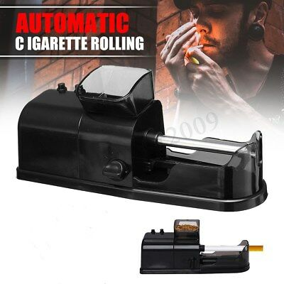 Electric Automatic Cigarette Rolling Machine Tobacco Injector Maker Roller&Brush