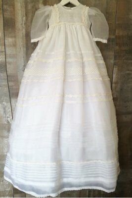 Veronica Christening Gown