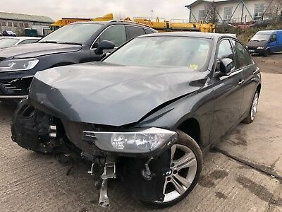 2014 BWM 320i 2.0 sport start stop Damage salvage repairable