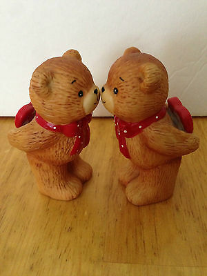 Lucy and Me - SET OF 2 - I Love You  Bears