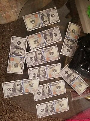 Motion Picture Money 100s