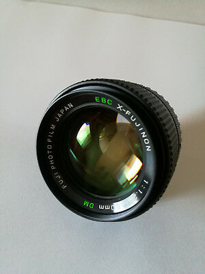 FUJI X-Fujinon 50mm f/1.2 EBC DM Original ULTRA RARE MINT