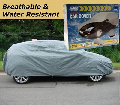 Maypole Breathable Water Resistant Car Cover fits Peugeot 107