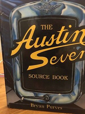 Austin Seven Source Book =  A Must For A7 Owners