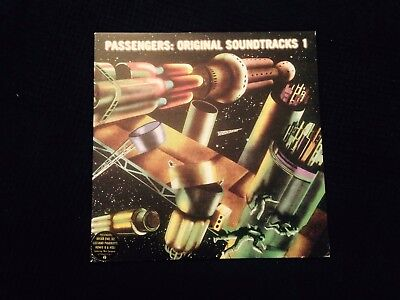 Passengers: Original Soundtracks 1 - Vinyl (First Press, EU, 1995, Brian Eno)