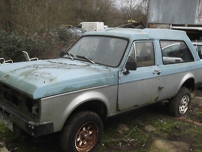 GINNETA GRS TORA KIT CAR HILLMAN 1973 with v5 not q plate can deliver