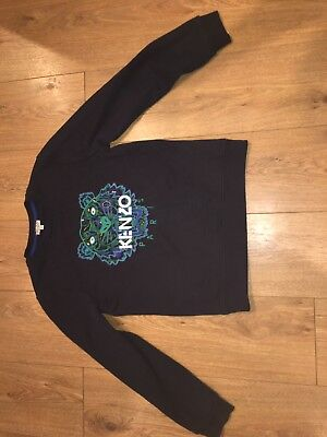 Kids Kenzo Jumper, Size Boys 14 Years, Excellent Condition, 100% Authentic.