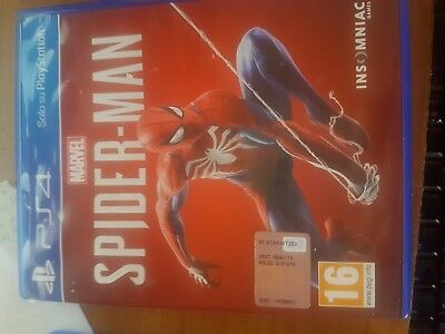 Dnd 9416678 Sony Ps4 Marvel S Spider-man