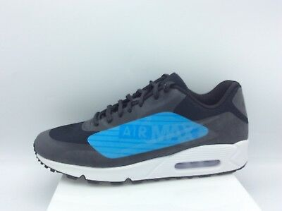 Nike Air Max 90 NS GPX Men's Fashion Sneakers, Size 8, Color BlackLaser BlueHeritage Cyan