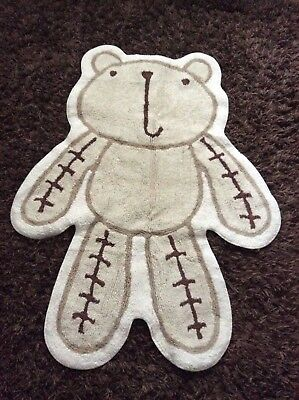 Mothercare Teddy bear rug