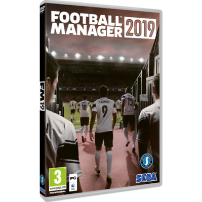 New Football Manager 2019 Steam Key GLOBAL 🎮 🔑