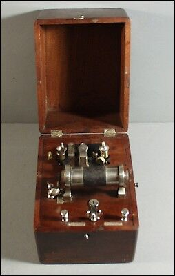 Vintage Dry Cell Battery Medical Quack Electric Shock Therapy Box