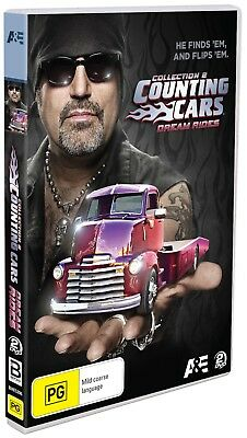 Counting Cars: Collection 2  DVD $13.99